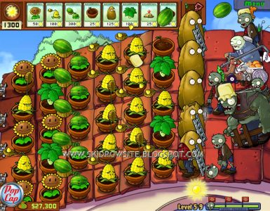 Plants vs Zombie