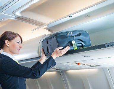 багаж во время авиаперелета